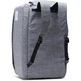 Herschel Outfitter 50L Bolsa de Viaje, raven crosshatch